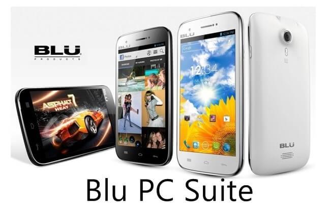 Blu Phone PC Suite
