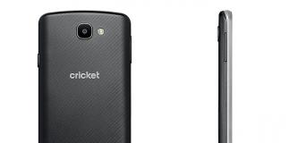 Cricket Wireless LG Spree