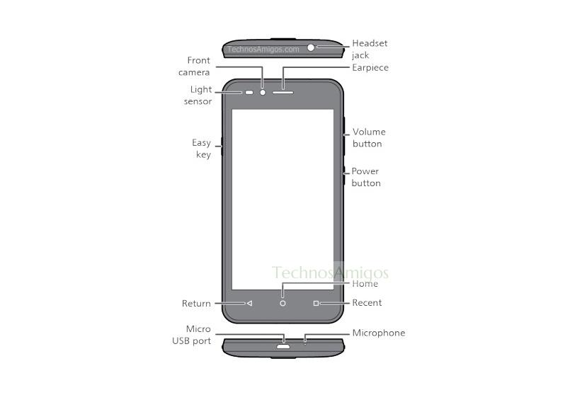 Huawei ECO phone