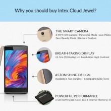 Intex Cloud Jewel