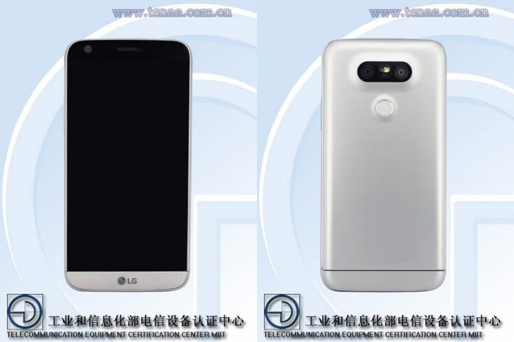 LG H 848