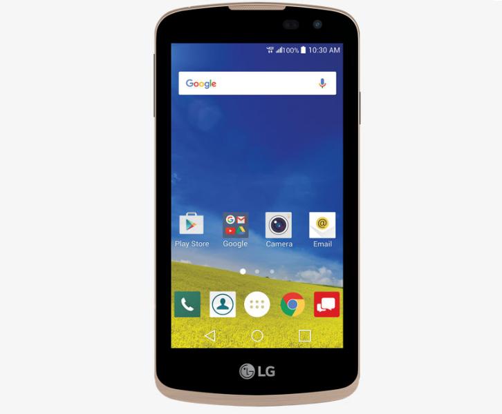 LG K4 LTE VS425