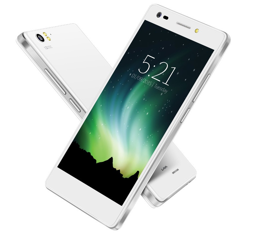 Lava Pixel V2 3GB Phone
