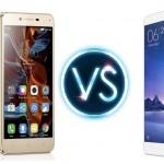 Lenovo Vibe K5 Plus vs Xiaomi Redmi Note 3 Comparison
