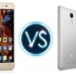 Lenovo K5 Plus vs Xiaomi Redmi 3 Comparison