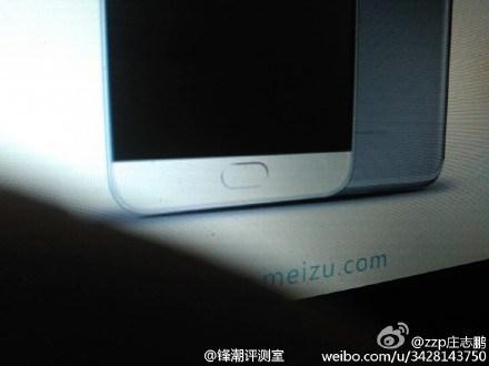 Meizu Pro 6 Leaked Image