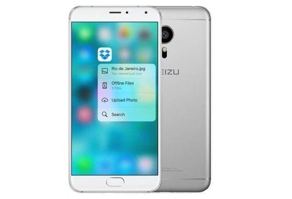 Meizu Pro 6 Smartphone