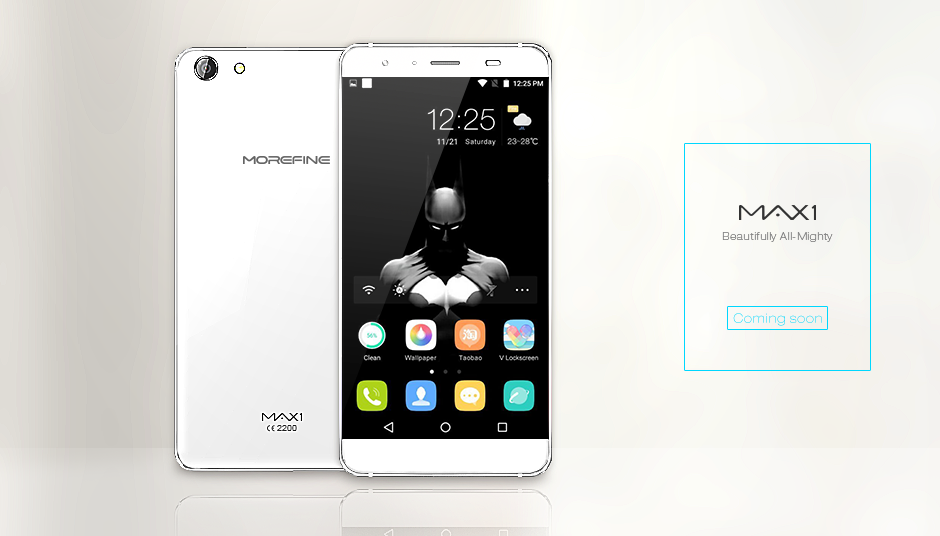 MoreFine Max 1 Phone