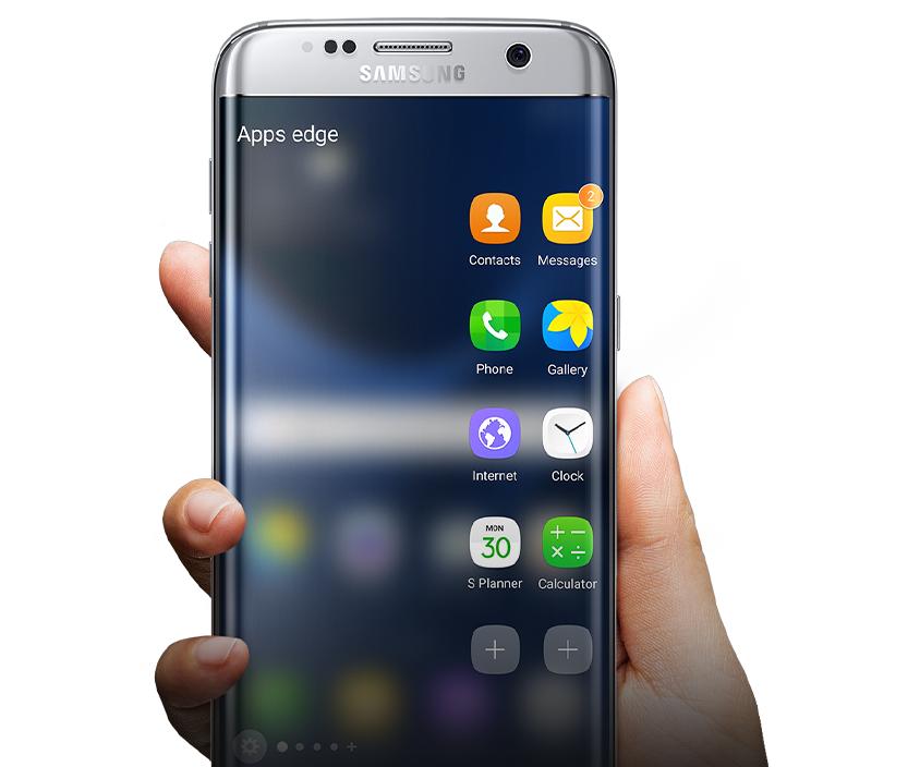 Samsung Galaxy S7 Top