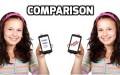 Samsung Galaxy S8 vs BlackBerry Aurora