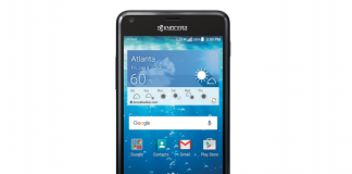 Sprint Kyocera Hydro View