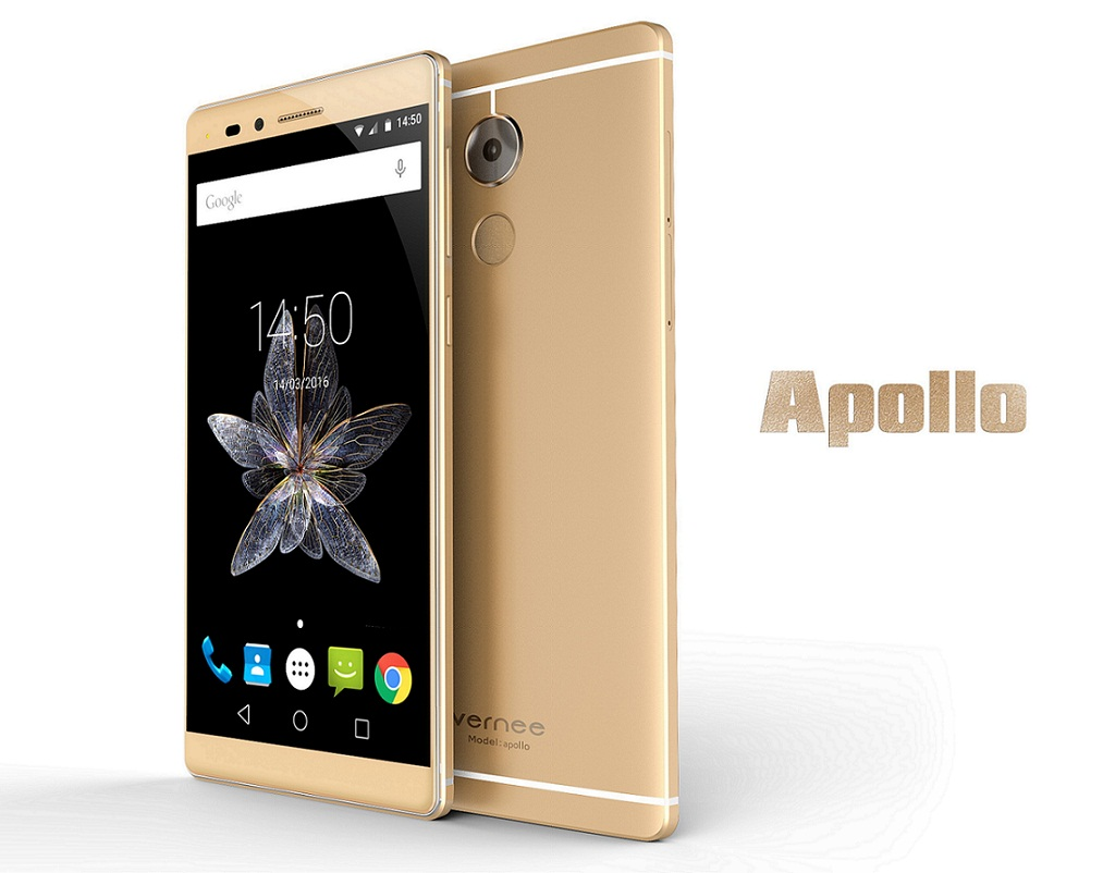 Vernee Apollo Phone