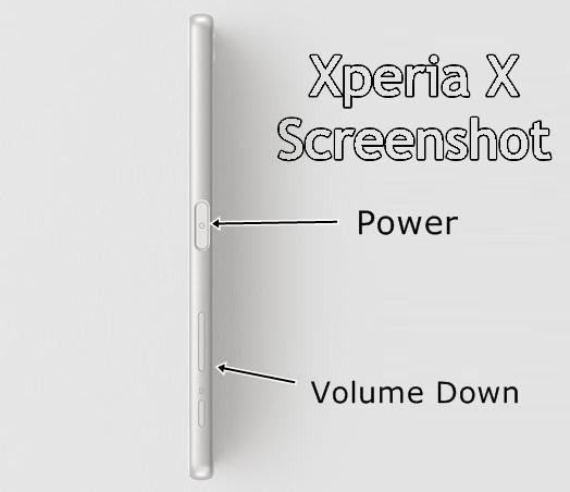 Xperia X Screenshot
