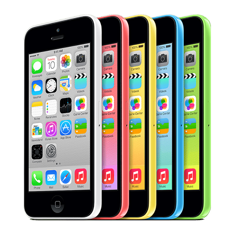 Apple Iphone 5c Colors Technos Amigos