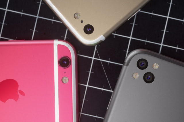 Apple iPhone 7 Plus with Dual Lens to be Launched as iPhone Pro