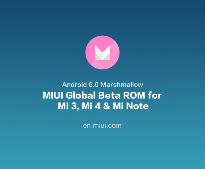Android Marshmallow MIUI 7