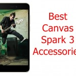 Best Canvas Spark 3 Rear Cases, Flip Covers & Canvas Spark 3 Accessories