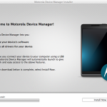 Download Motorola Device Manager for Mac, Windows PC