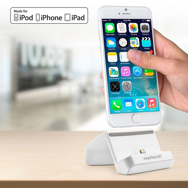 NazTech Docking Station for iPhone SE