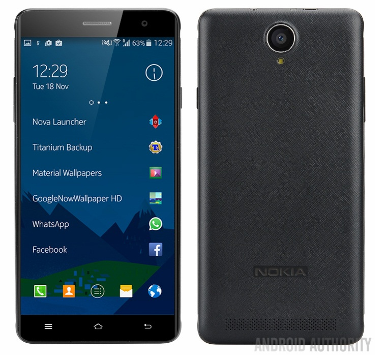 Nokia N1 Leaked Photo