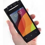 UNI 4″ Triple SIM Phone with 5MP Rotating Camera, Analog TV for Sale at Rs 2999