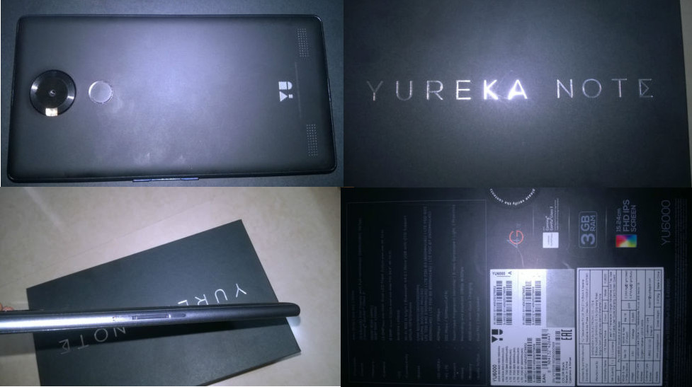 YU Yureka Note