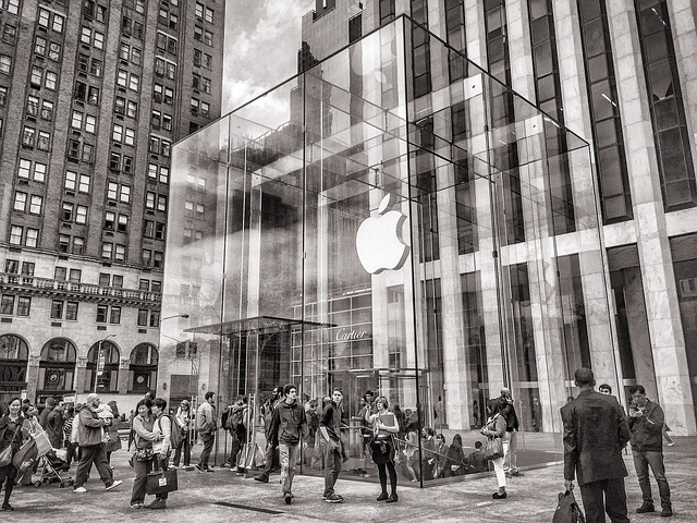 Apple Store in New York