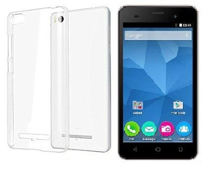 Johra Transparent Micromax Canvas Spark 2