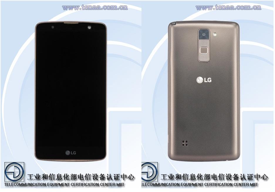 LG K535 TENAA