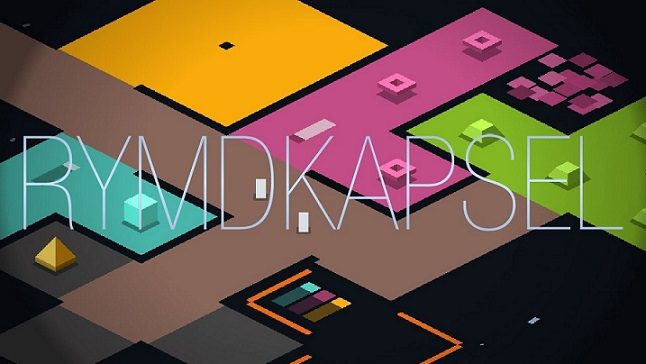 Rymdkapsel iPhone App