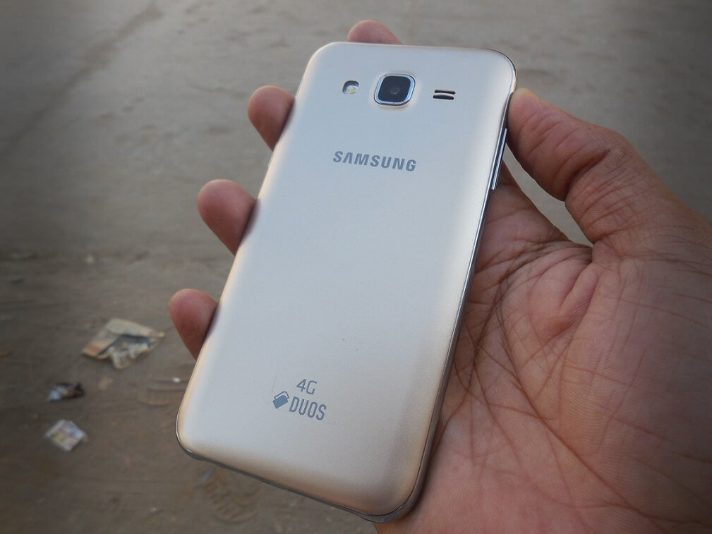The Samsung Galaxy J5