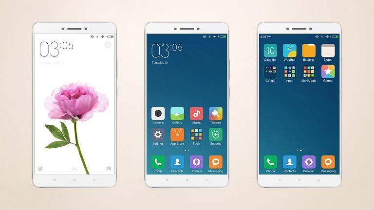 Xiaomi MIUI 8 theme