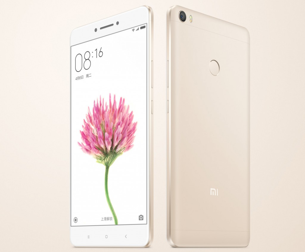 Xiaomi Mi Max Phone