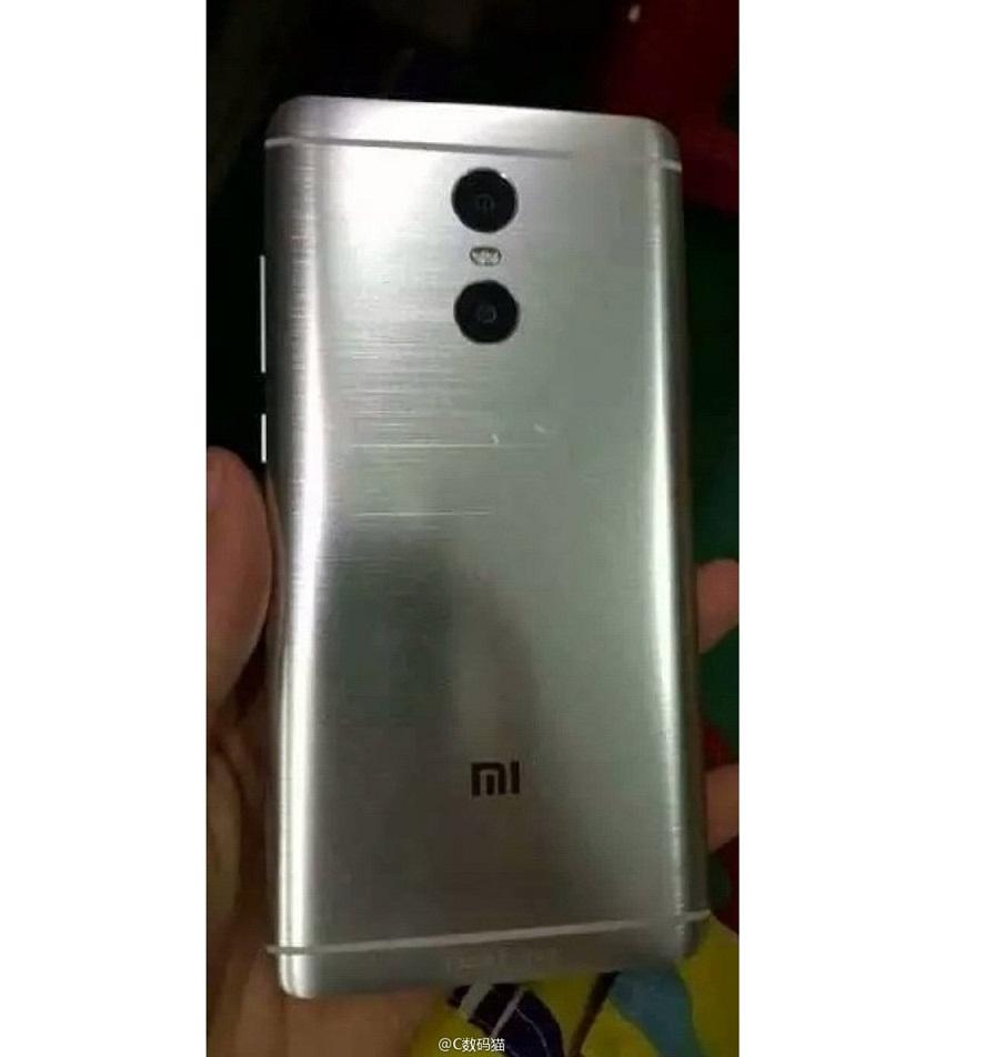 Xiaomi Redmi 4 Leak