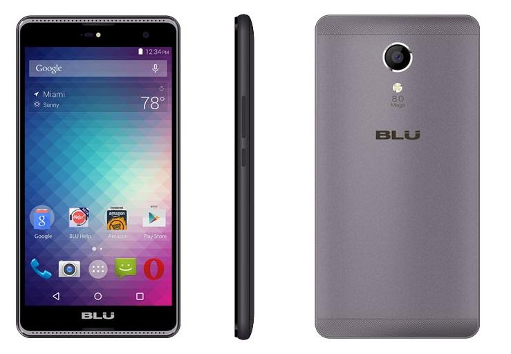 Blu Grand 5.5 HD Phon e