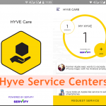 Hyve Service Center Toll Free Number, eMail ID, Address