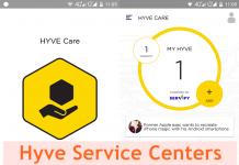 Hyve Service Center