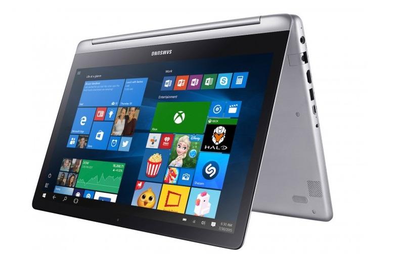Samsung Galaxy Notebook 7 Spin