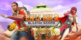 Temple Run 2 Blazing Sands