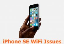 iPhone SE WiFi Issues