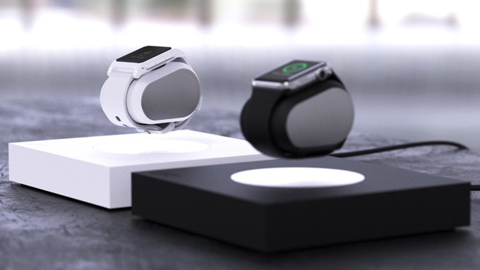 Lift Brings World's First Levitating Charger to Apple ...