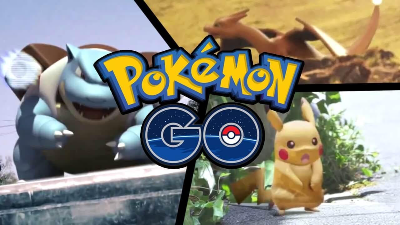 Download Pokemon Go for PC - Windows & Mac Laptops