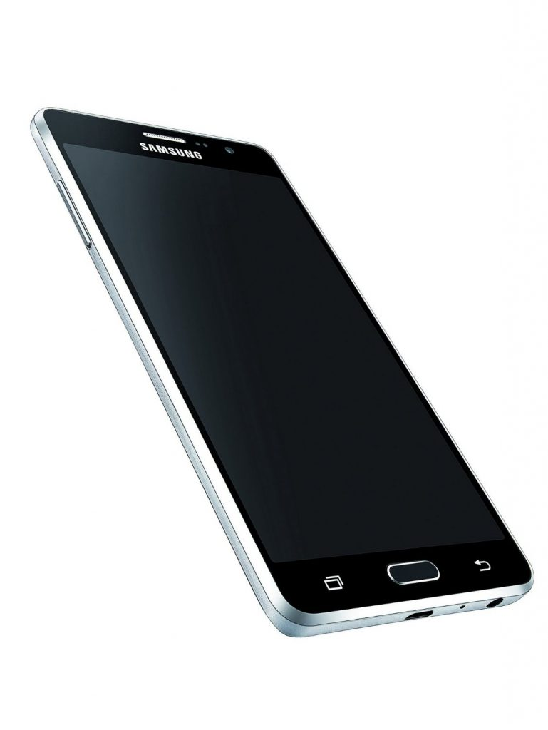 Samsung Galaxy On7 Pro Photo Gallery Black Amp Gold Color