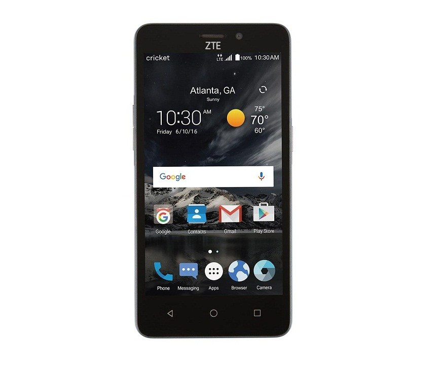 will zte v5 3 review service was