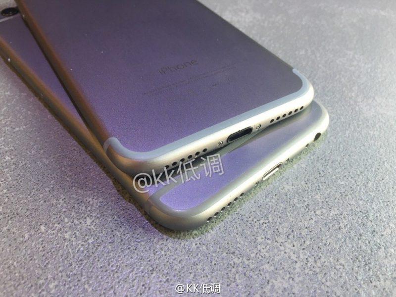 iPhone 7 leaked photo