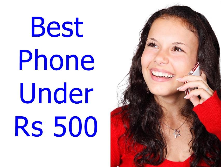 Best Phone Under Rs 600