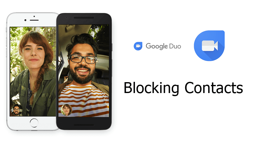 Block Contact on Google Duo