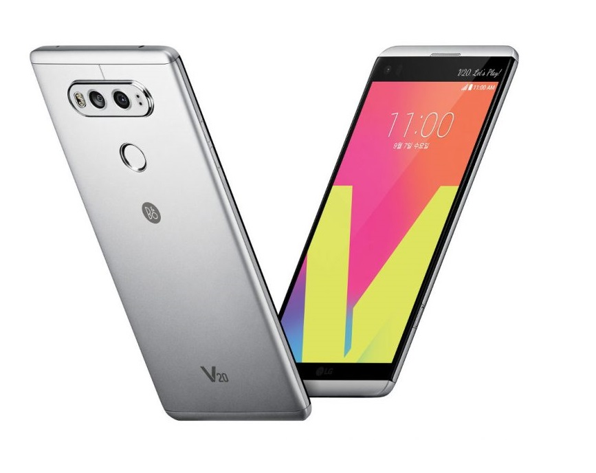 LG V20 Photos
