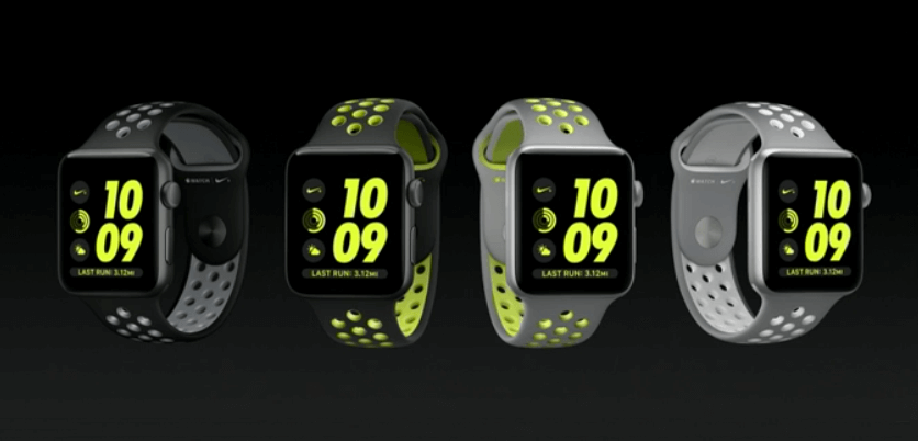 Apple Watch Nike Plus Edition