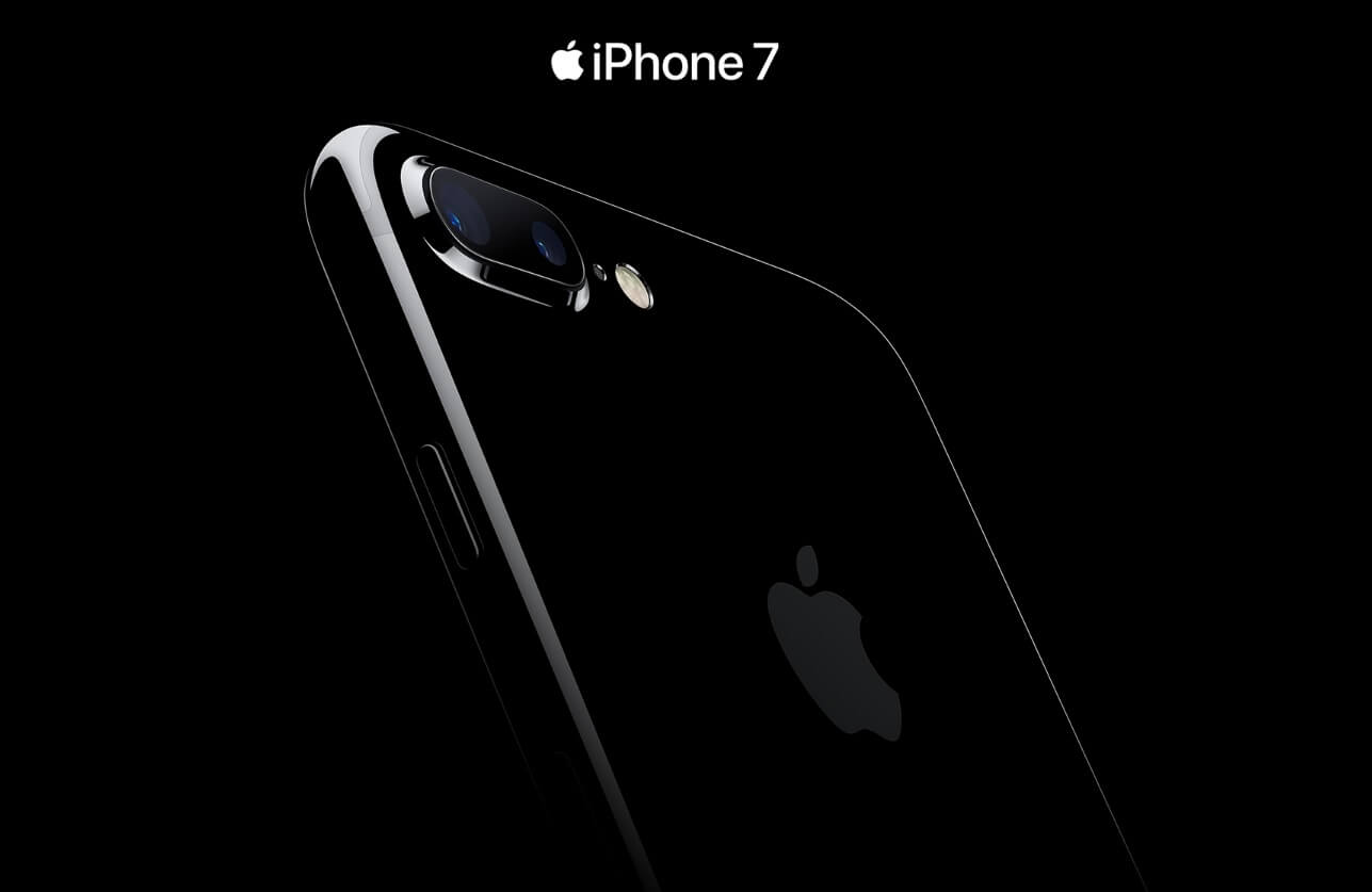 iPhone 7 Vodafone UK